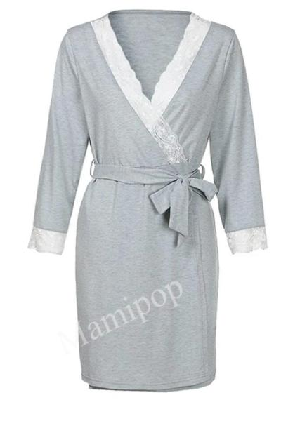 Women Lace Pregnants Casual Nursing Baby For Maternity Pajamas