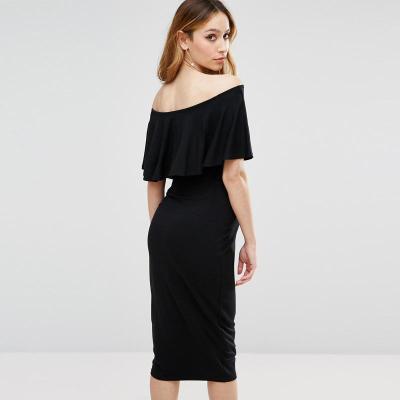 2020 Summer Cotton Pregnant Women's Daily Dress