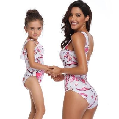 2020 Mermaid Mother-Daughter Swimsuit