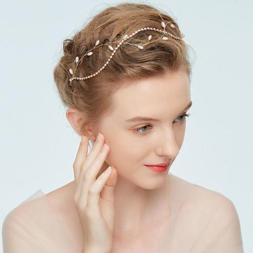 Headband  Lady Women With Forehead Prop  Hair Accessories