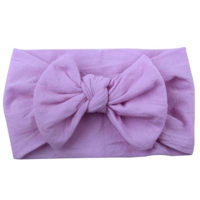 For Girl Rabbit Ear Hairbands Turban Knot Kids Turbans Accessoire  Headband
