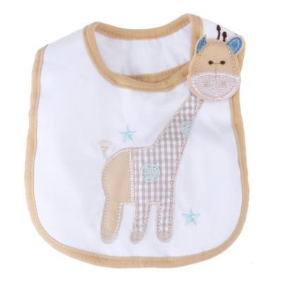 Baby Bibs&Burp Clothes 3 Layer Waterproof Feeding Bibs Infants Kids Lunch Bibs Cute Towel Baby Bibs for Babies