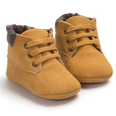 First Walkers Winter Newborn Baby Super Warm Soft Bottom Anti-slip Classic Boots