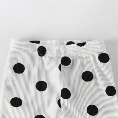 2020 Spring Baby Cute Polka Dot Eye Pantyhose