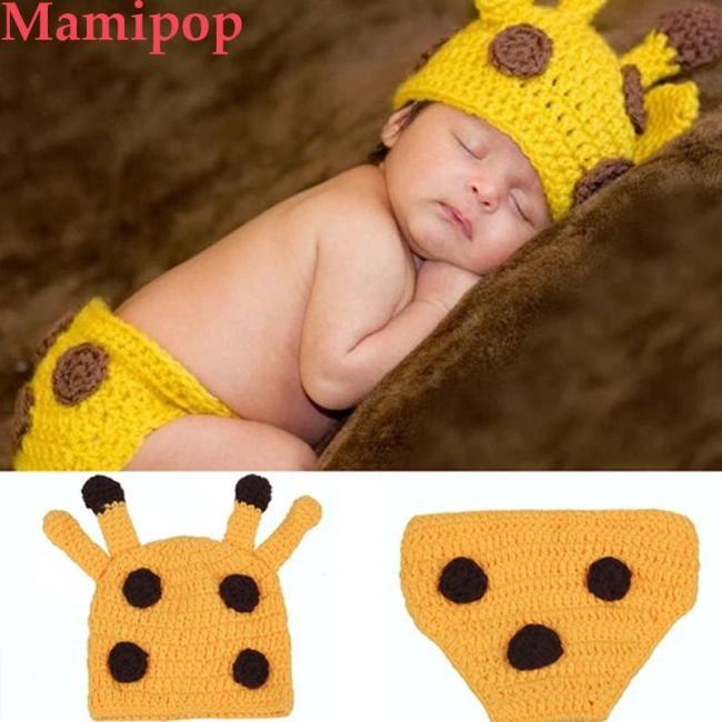 Crochet Costume Photo Prop Newborn Photography Props