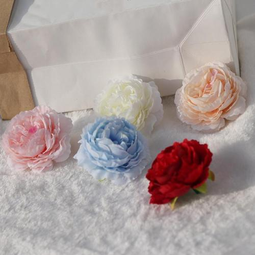 Simulation Ocean Peony Rose Foam Core Bouquet Decoration headwear