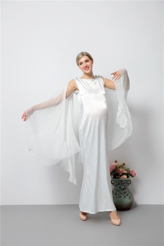 Voile Gowns  Maternity Dress for Photo Shoot