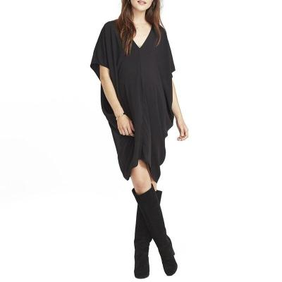 Maternity Clothes Casual Loose Knee-length Dress