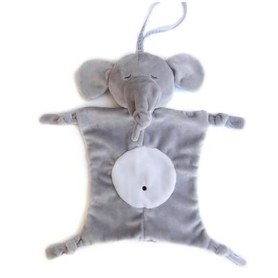 Accessories Pacifier Clip Comforting Plush Toy Animal Doll Multi-functional