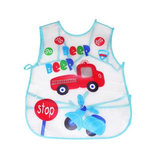 Waterproof Bibs Kids Feeding Apron Saliva Towel Baby Bibs for Babies Accessories
