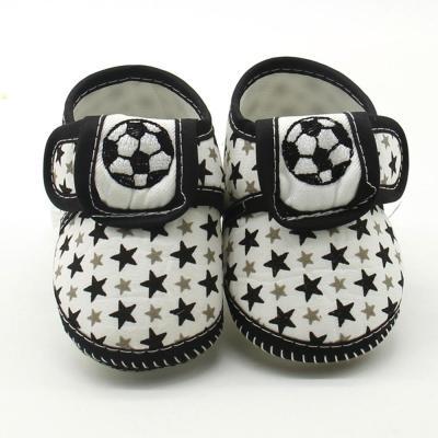 Newborn Infant Baby Star Girls Boys Soft Sole Prewalker Warm Casual Flats Shoes Running Shoe
