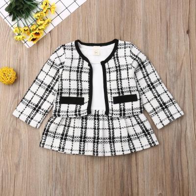 Baby Girls Dress Clothes  Print Sleeveless Suspender  Dress