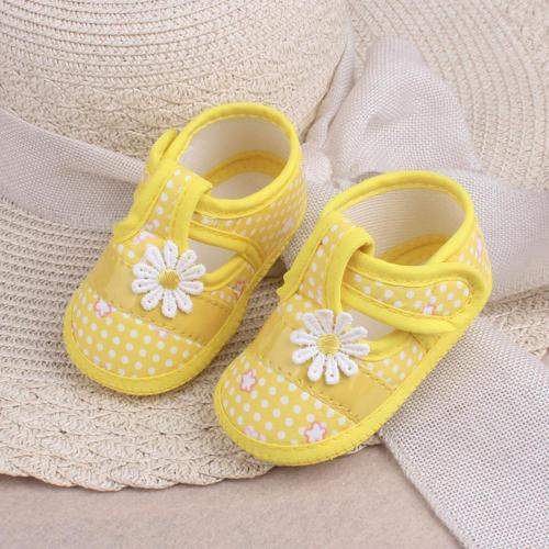 Newborn Baby Boys And Girls Shoes Cotton First Walkers Baby Shoes