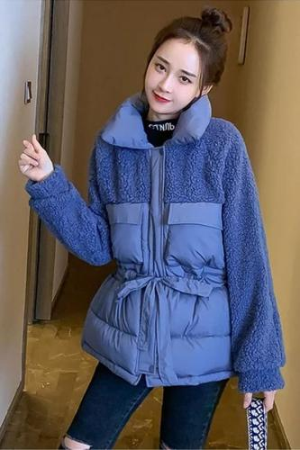 Warm Coat with Adjustable sting  for Pregnant women