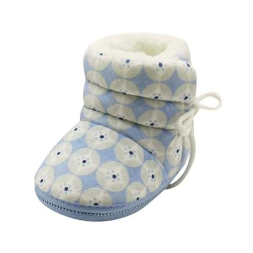 Baby Newborn Toddler Winter Warm Boots Soft Sole Boots  winter