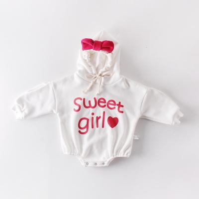 Winter Clothes Baby Butterfly Love Baby Hood with Wet clothes and Pillow Top