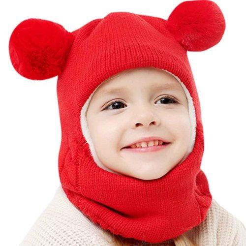 Adorable Warm Toddler Infant Baby Girls Boys Hat