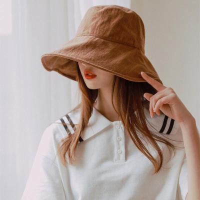 Women's Japanese Literary Visor Cap
