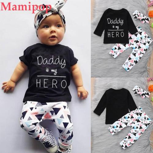 Newborn Toddler Infant Baby Boy Outfits Set