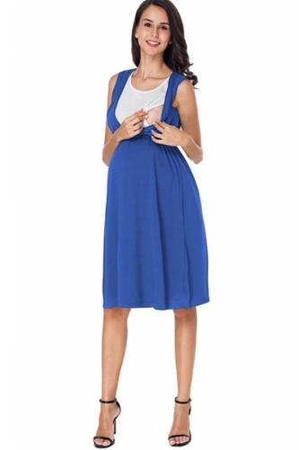 Maternity summer fashion casual clothes for pregnant women