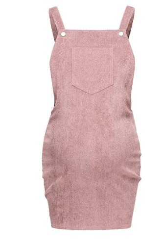Maternity Comfortable Nursing Solid Breastfeeding Skirt Sleeveless Dress