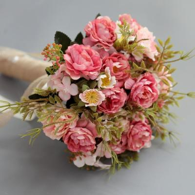 Flowers for Team Bride To Be Flowers Artificial Wedding Decorations Artificial Flower