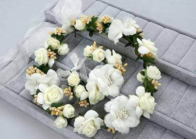 Maternity Flower Crown Wreath Headband