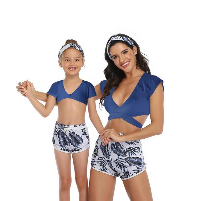 2020 New Swimsuit Fashion Style Three Suit Swimsuit