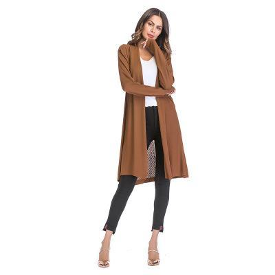 Autumn Winter Knitted Maternity Sweaters Dress coat