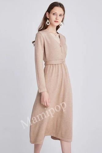 Pregnant Women autumn and winter wear breast-feeding clothes