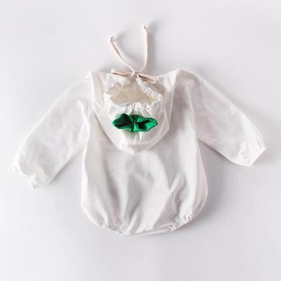 New Products for boys and girls Long-sleeved Clothes for Newborns Hooded
