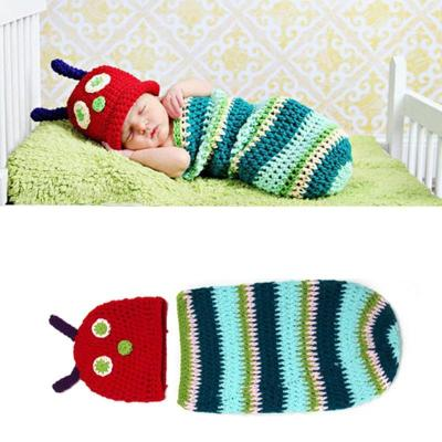 Winter Newborn Photography Photo Props Accessory Baby  Photography Suit