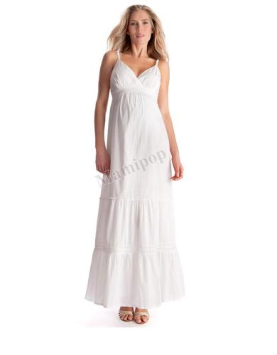 The Simple Spaghettti Strap Maxi Dress