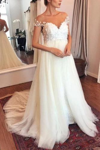 Maternity Pure Color Open Shoulder Raglan Sleeve Full Dress