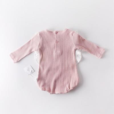 Autumn New Girls' Baby Sweet Baby Long Sleeve One-piece Climbing Dress