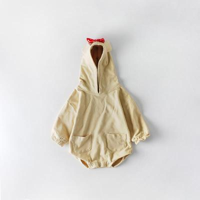 Baby's Clothes Hoods Jumpsuits