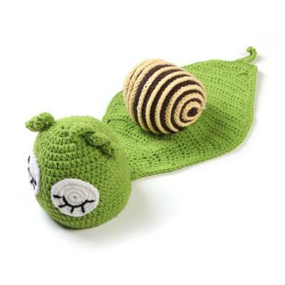2pcs Snail Cartoon Animal Cute Newborn Photography Props