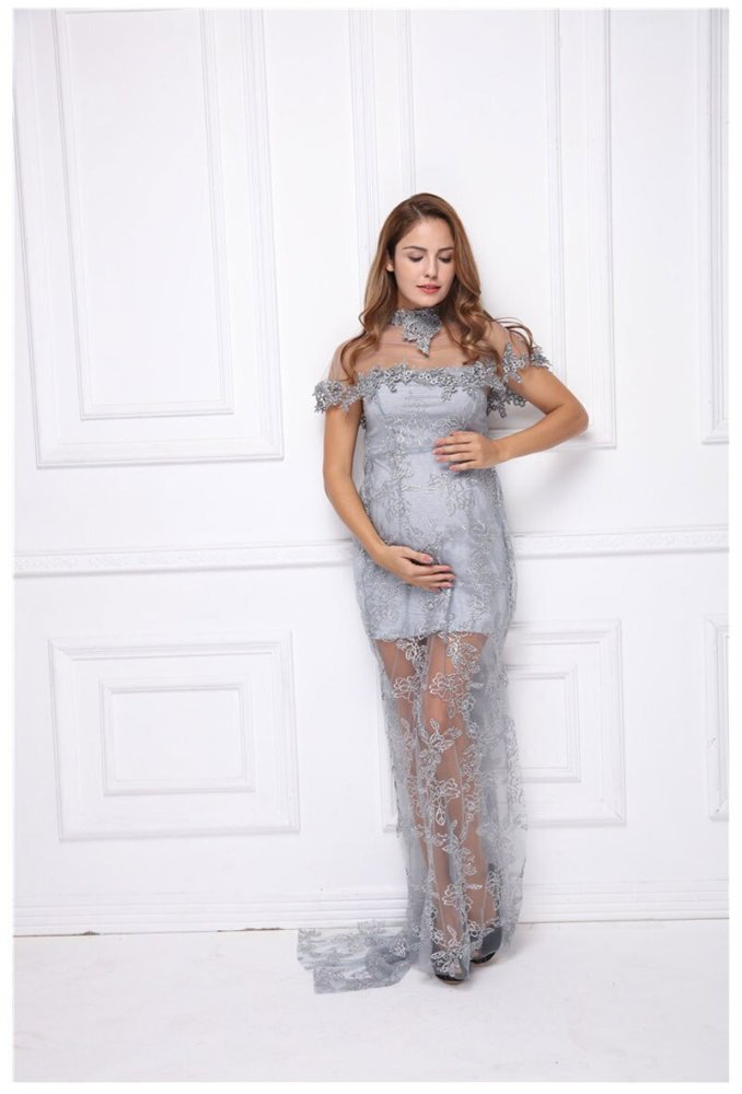 Photography Maternity Dresses For Photo Shoot