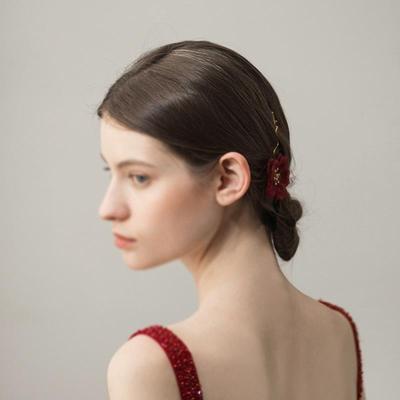 Women's Beautiful Flower Headdress