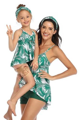 2020 Swimsuit Slim Split Conservative Fashion Swimsuit