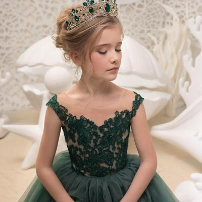 INS New Lace Courtesy  Princess Dress