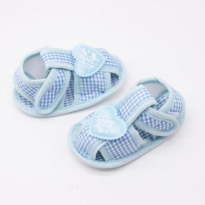 Baby Unisex Shoes 3Color Newborn Baby Girl&Boy Soft Shoes Letter Bridesmaid Plaid Anti-Slip Footwear Crib Shoes