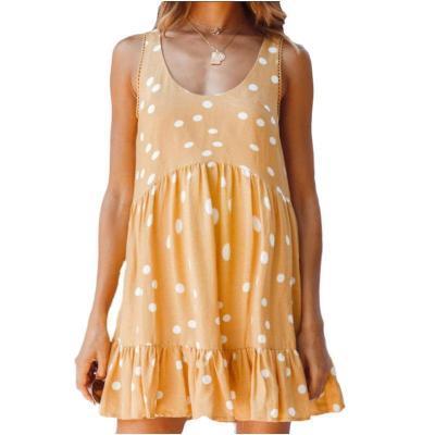 Maternity Summer Color Dress