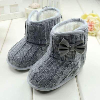 Soft  Sole Warm Winter Baby Girl Shoes Boots Shoes Footwear