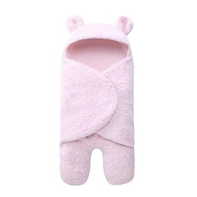 Hot baby wrap Newborn Baby Cute Cotton Receiving Sleeping Blanket Boy Girl Wrap Swaddle newborn wrap baby photo props