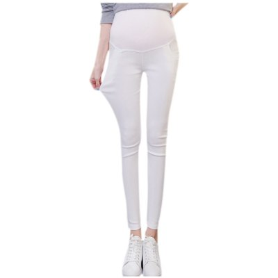 Fashion maternity pants Women winter Trousers Pregnant Slim Solid Ladies maternidad Pants