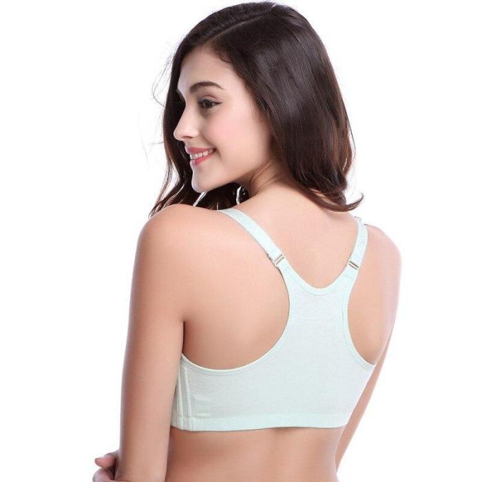Cotton Maternity Nursing Bra Pregnant Women Sleeping Bras Wire Free Pregnancy Breastfeeding Soutien Gorge Allaitement Underwear