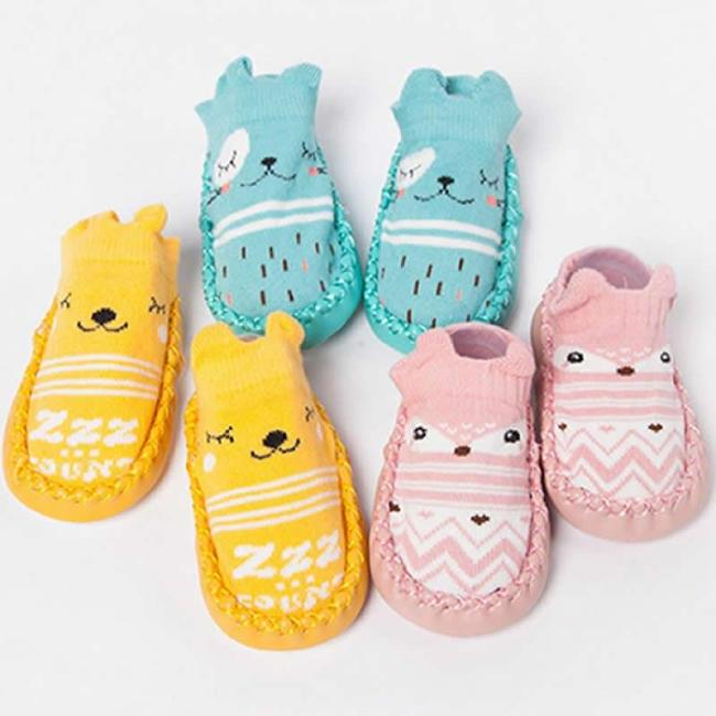 Knitting Cribshoes Newborn Baby Boy Shoes Girls Baby Moccasins Soft Shoes Bebe Soft Soled Non-slip Footwear Crib Shoes