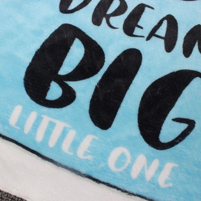 Baby Milestone Blanket Soft Flannel Fleece Shower Swaddle Wrap Infant Bath Towel Newborns Monthly Backdrop Photography Props