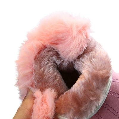 Winter Warm Baby Shoes Outdoor Snow Boots Girl Boy Baby Shoes toddler shoes Warming girl boots zapatos bebe 6M-8T